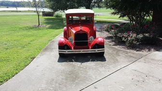 1929 Ford Woody, V6 Chevrolet Engine, Automatic, Rack and ...